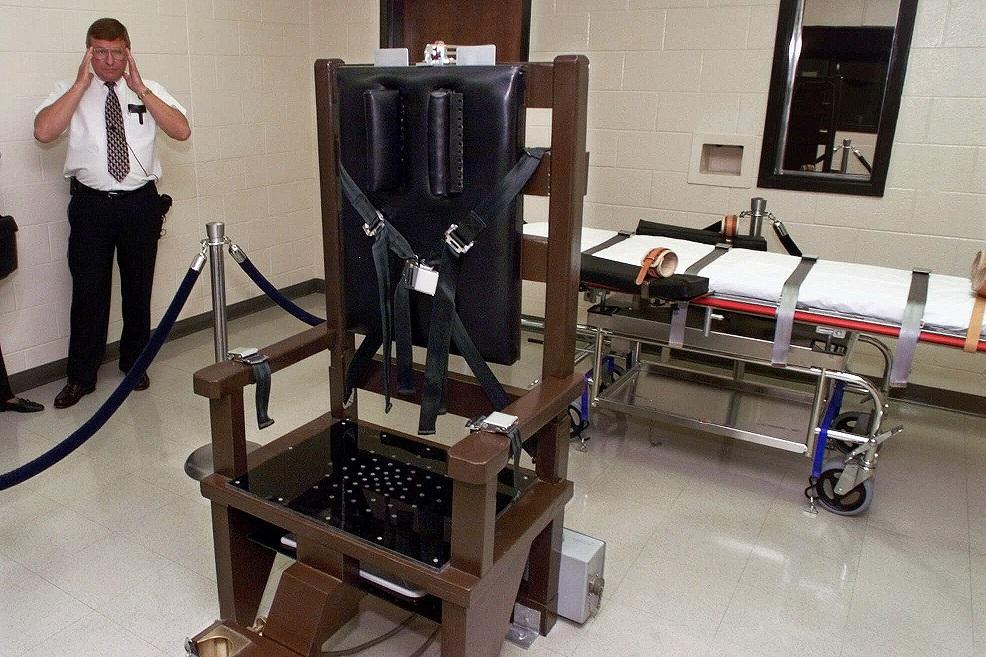 В США разрешили казнить преступников несколькими способами