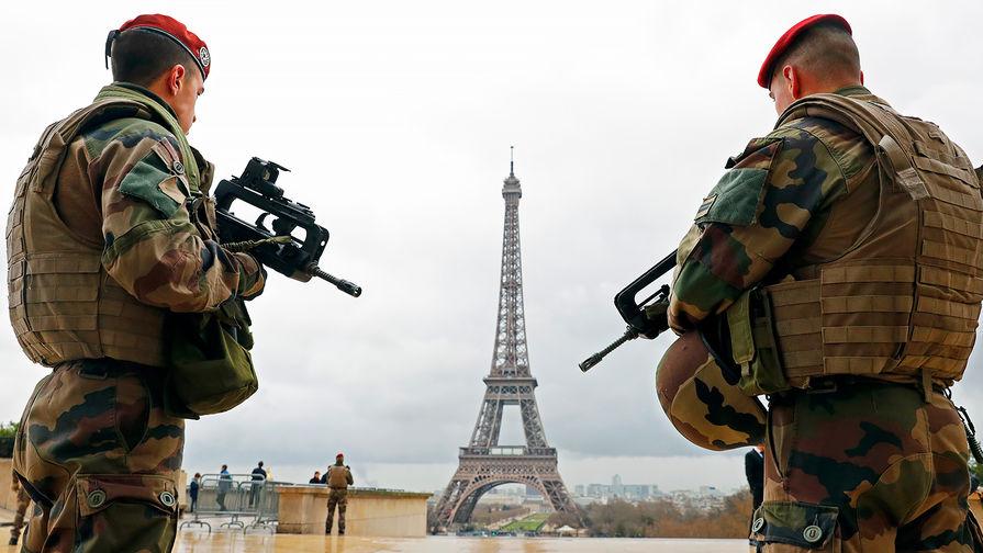 Европа терроризм