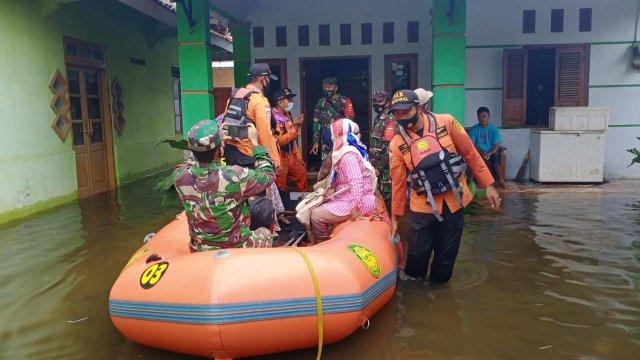 Индонезия наводнения