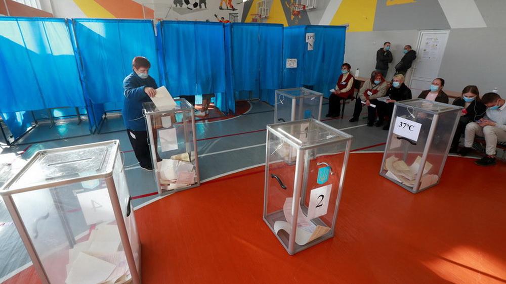 В Украине в трёх городах – повторные выборы мэров