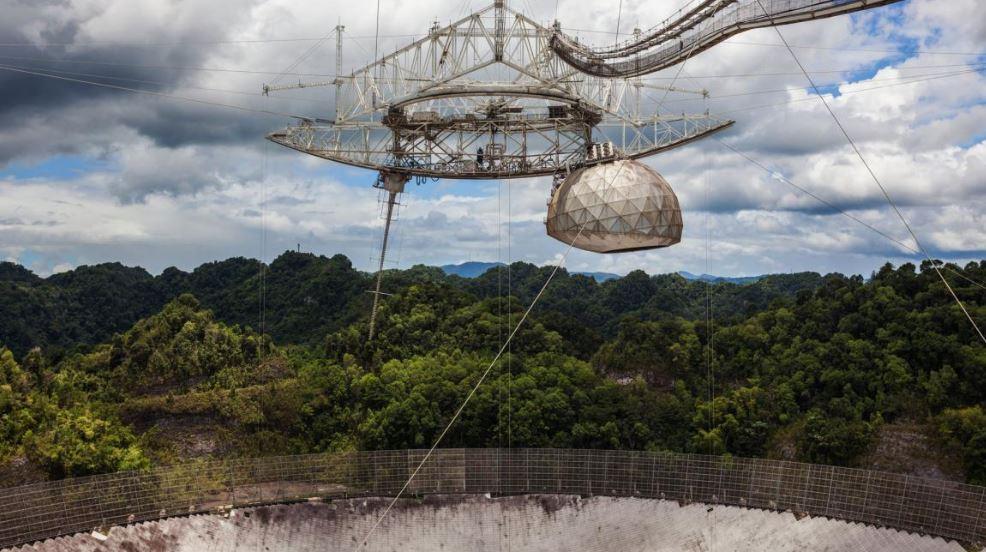 прощание с обсерваторией