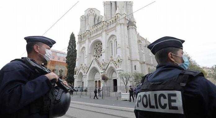 терроризм Франция