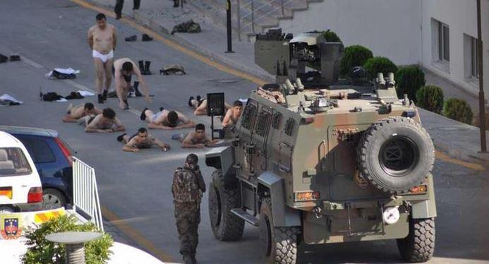 В Турции 337 мятежников приговорили к пожизненному заключению