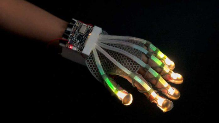 умная перчатка