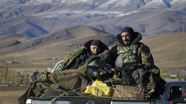 Войне конец - Нагорный Карабах