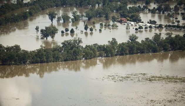 Нигерия наводнения