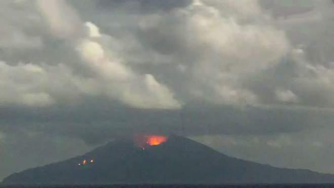 вулкан Онтаке