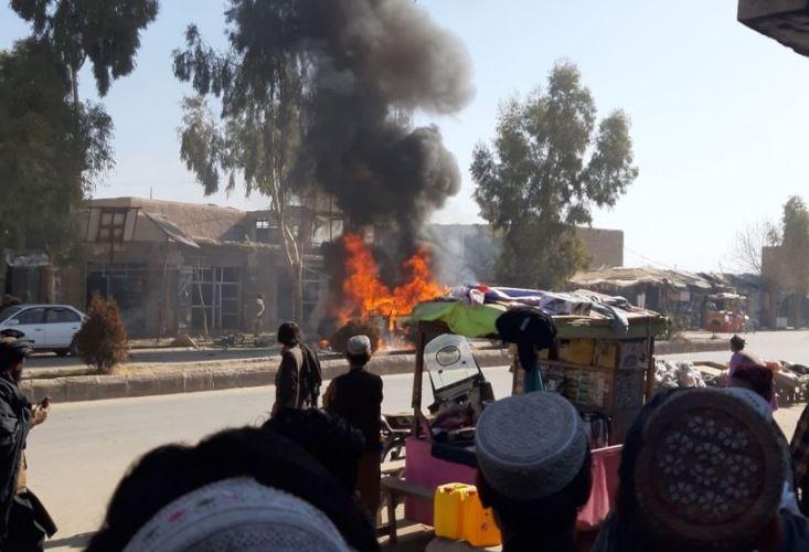 В Афганистане произошла серия атак: более 30 человек погибли
