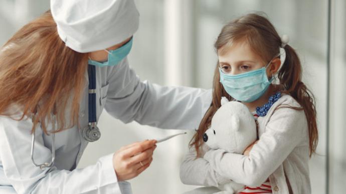 В Украине дети стали чаще болеть коронавирусом, – Минздрав