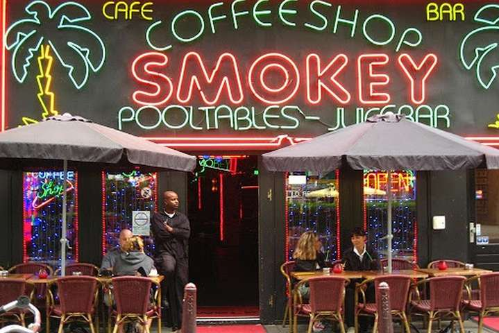 кафе-шоп