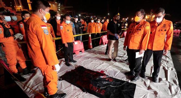 Крушение «Боинга» в Индонезии: найдено место аварии