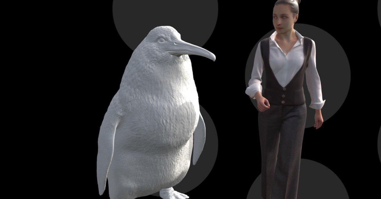 пингвины Зеландии