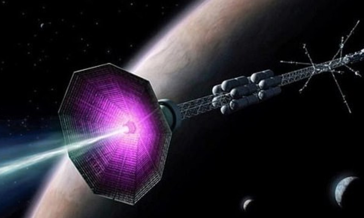 ракета на термоядерном двигателей