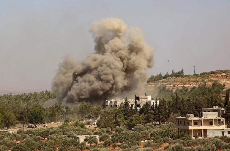Израиль нанёс авиаудары по Сирии: погибли 57 человек