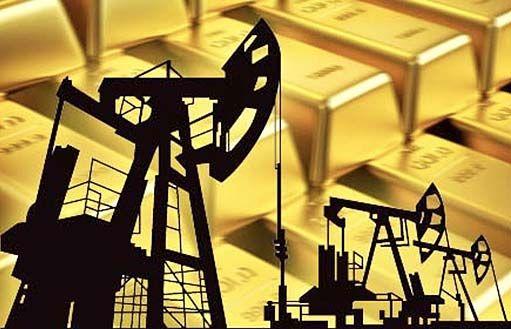 Золото и нефть