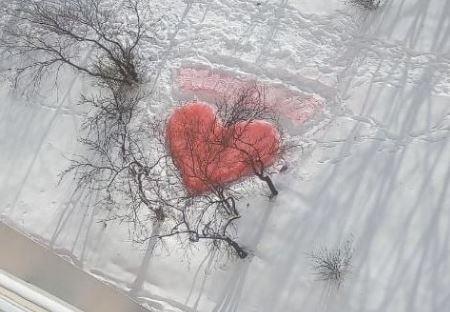 Беларусь день влюблённых