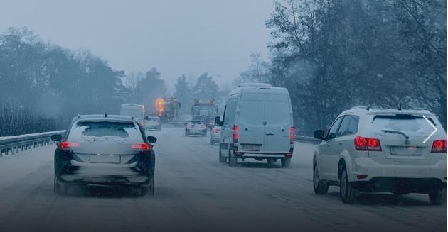 Циклон «Тристан»: Европу парализовали сильные морозы и снегопады