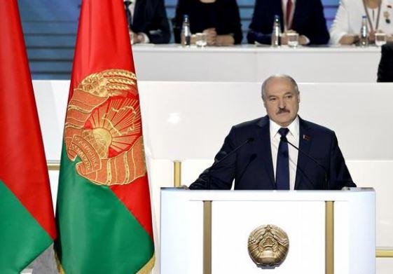 Лукашенко выступление