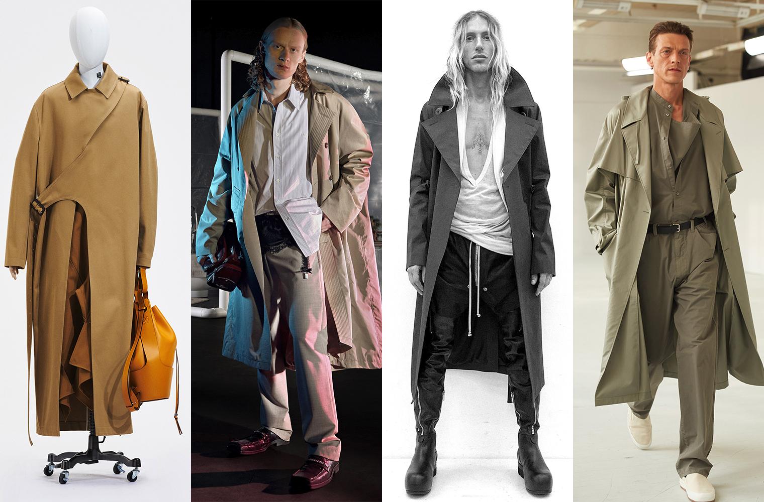 мужская мода сезон