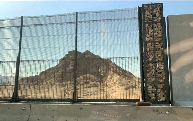 Забор в Египте