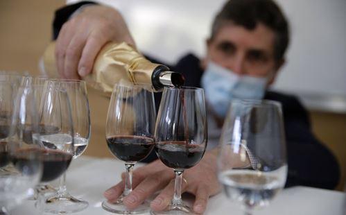 дегустация космического вина
