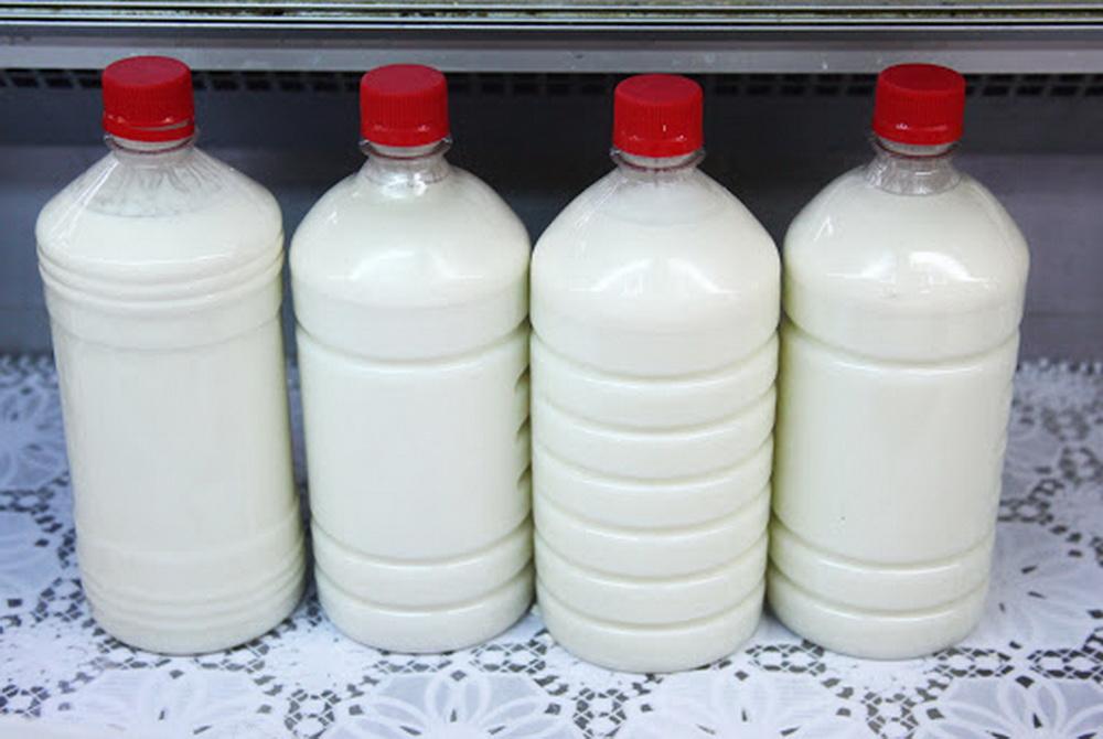 фальсификат молоко