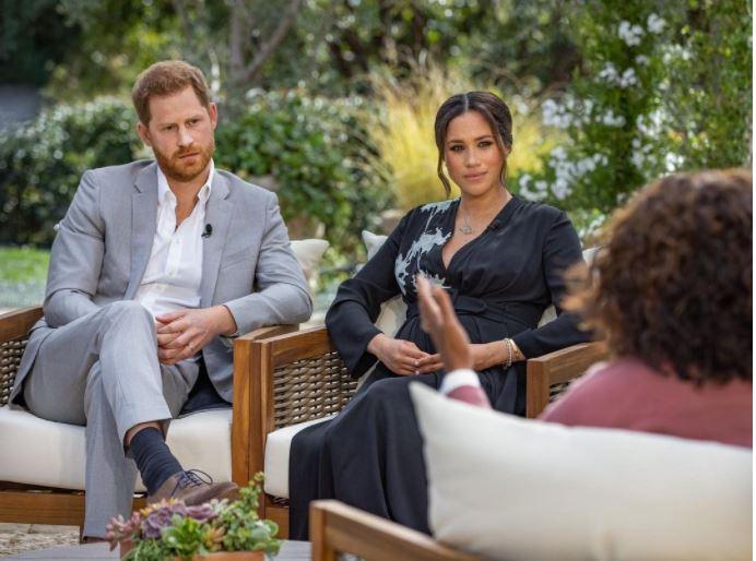 Интервью принца Гарри и Меган Маркл: расизм и мысли о суициде