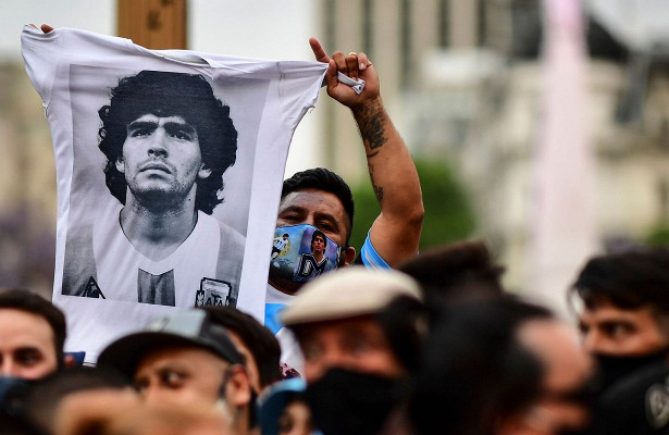 Митинги в Буэнос-Айресе