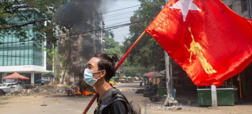 Самый кровавый день протестов: в Мьянме убили 114 человек