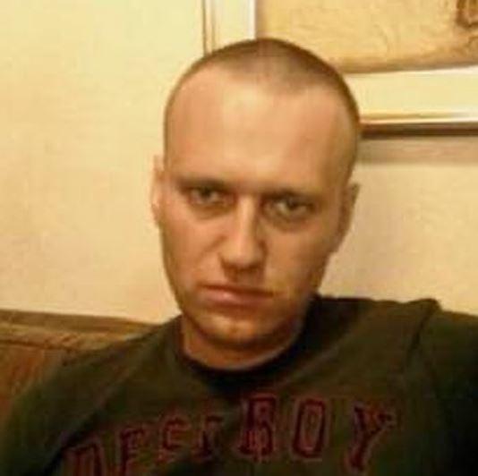 Навальный в колонии