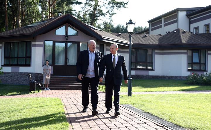 Резиденция Лукашенко