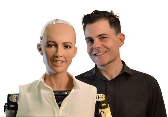 робот Соня