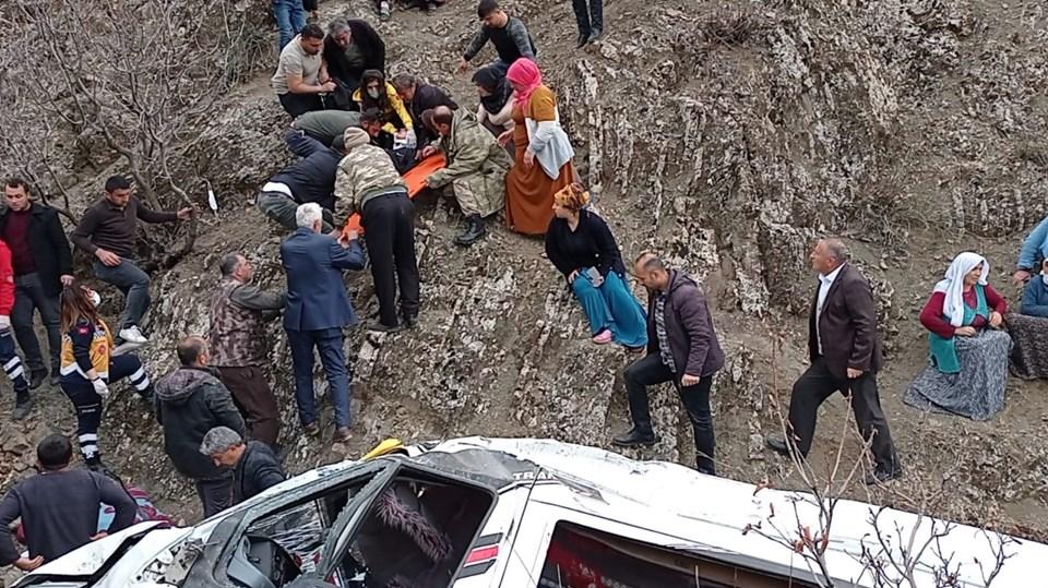 Турция авария