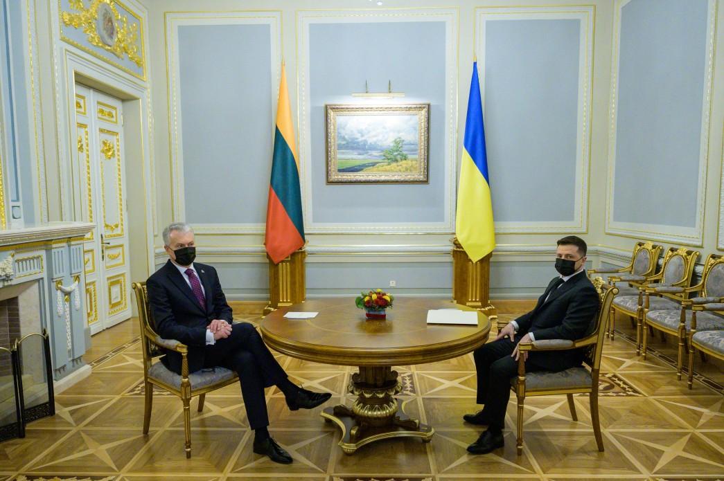 Украина-Литва.