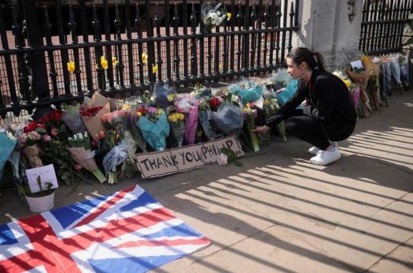 Скончался супруг королевы Великобритании принц Филипп
